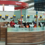 Lovejuice at Heathrow Terminal 5 -